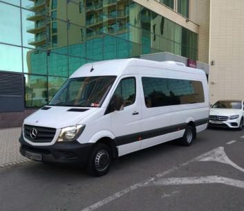 Микроавтобус Мерседес Спринтер (Классик)